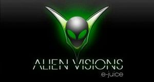 Alien Visions eJuice